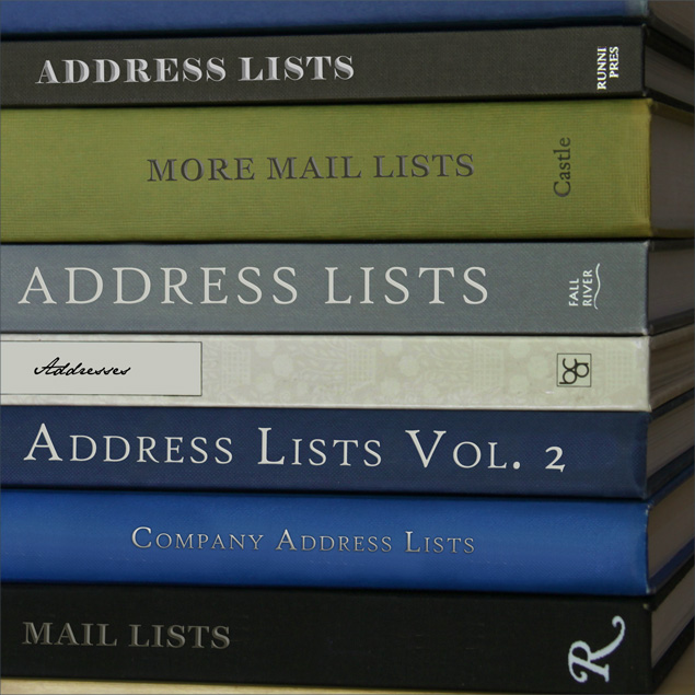 Grow Your Address List